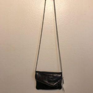 Hobo - Small leather handbag